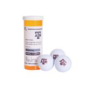 Texas A&M Rx Golf Balls (3 Balls) (23458W)