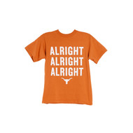 Texas Longhorn Youth Alright Alright Alright Tee (10007324)