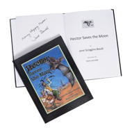 Hectors Escapades: Hector Savers the Moon (Signed by the Author)