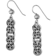 Brighton Interlok Ladder French Wire Earring (JA3120)