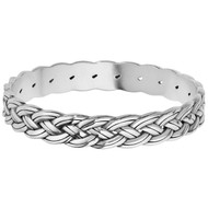 Brighton Interlok Woven Bangle (JF5870)