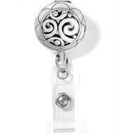 Brighton Contempo Badge Clip ((J50660)