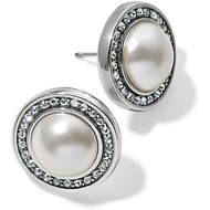 Brighton Chara Ellipse Pear Earrings (JA4393)