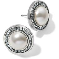 Brighton Chara Ellipse Pear Earrings (JA4393)