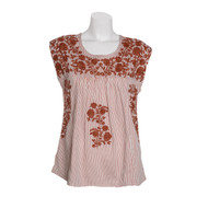 Parsley & Sage Sue Butterfly Top (19T58B)