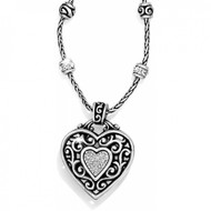 Brighton Reno Heart Necklace (J44242)