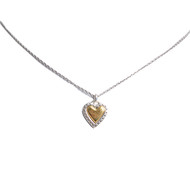 Brighton Rendezvous & Romance Necklace (D30169)