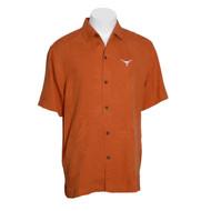 Texas Longhorn Tommy Bahama Sports Al Fresco Tropics Shirt(T322158BR)