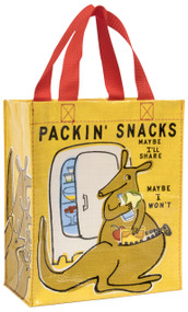 Blue Q Packin' Snacks Handy Tote (QA331)