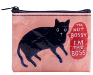 Blue Q I'm Not Bossy Coin Purse (QA575)