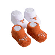 Texas Longhorn Infant Bootie 2 Pack (886-36)