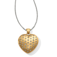 Brighton Contempo Convertible Locket Necklace (JL9773)