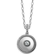 Brighton Twinkle Small Round Locket Necklace (JL9331)