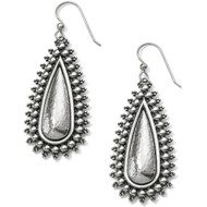 Brighton Telluride Teardrop French Wire Earrings (JA5080)