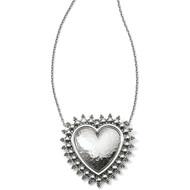 Brighton Telluride Heart Necklace (JM0360)