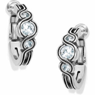 Brighton Infinity Sparkle earrings (JA2671)