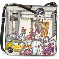 Brighton Downtown Girl's Messenger Bag (H1516M)