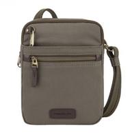 Travelon Courier Slim Crossbody Bag (2 Colors)(33306-0080-01)