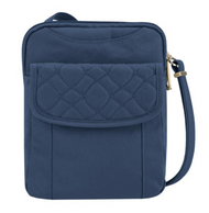 Travelon Signature Quilted Slim Pouch (3 Colors) (43322-0080-01)