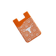 Texas Longhorn Cell Phone Card Holder (CPW1TEX)