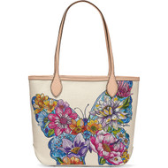 Brighton Lily Embroidered Tote (H5484M)