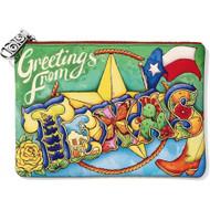 Brighton Texas Travel Pouch (E5128T)