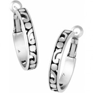 Brighton Contempo Small Hoop Earrings (JE9710)