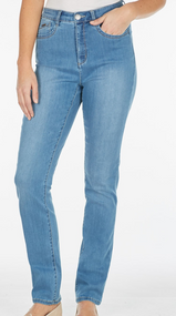 French Dressing Peggy Straight Leg Jeans (2 Colors) (6804630)