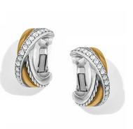 Brighton Neptune's Rings Clip Earrings (JA2593)