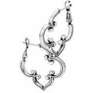Brighton Toledo Hoop Earrings (JE8282)