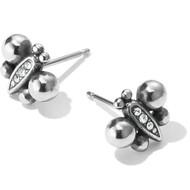Brighton Meridian Petite Butterfly Mini Post Earrings (JA3941)