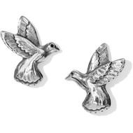 Brighton Hummingbird Mini Post Earrngs (J22150)