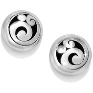 Brighton Contempo Post Earrings (J16820)