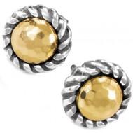 Brighton Gold Magic Mini Post Earrings (J20911)