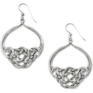 Brighton Interlok Unity French Wire Earrings (JA4000)