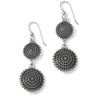 Brighton Ferrara Eternity French Wire Earrings (JA4370)