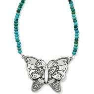 Brighton Marrakesh Oasis Butterfly Necklace (JL8433)