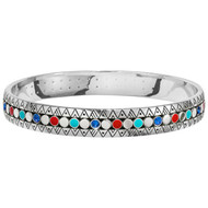 Brighton Africa Stories Multi Bangle (JF6123)