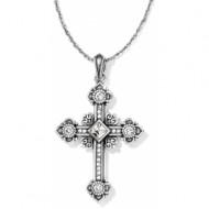 Brighton Alcazar Cross Necklace (JL2641)