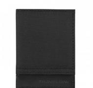 Travelon RFID Blocking, Leather Trim Classic Card Case (82022)