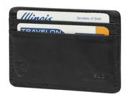 Travelon RFID Blocking Leather Card Case (72218)