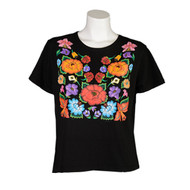 Sabaku Huipil Ladies Boutique Tee