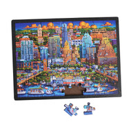 Austin Wooden 60 Piece Travel Puzzle (56416)