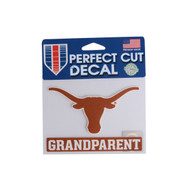 Texas Longhorn Grandparent Decal (03149115)