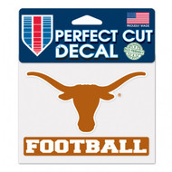 Texas Longhorn Football Decal (37737014)