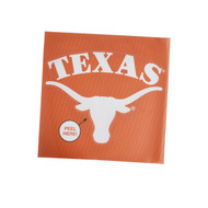 Texas Longhorn Perforated Decal (37407014)