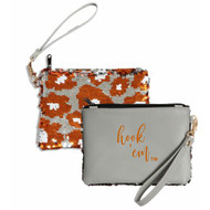 Texas Longhorn Claire Clutch (1027TEX)