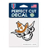 Texas Longhorn Bevo Decal (96612013)