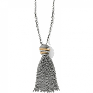 Brighton Neptune's Rings Tassel Necklace (JL4173)