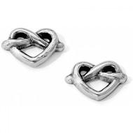 Brighton Heart Loop Post Earrings (JA1949)